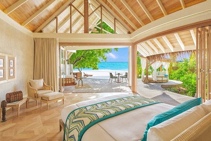 milaidhoo island resort design maldives 2018