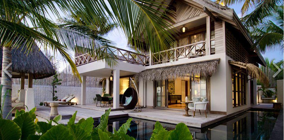 Jumeirah Maldives Hotel Interiors