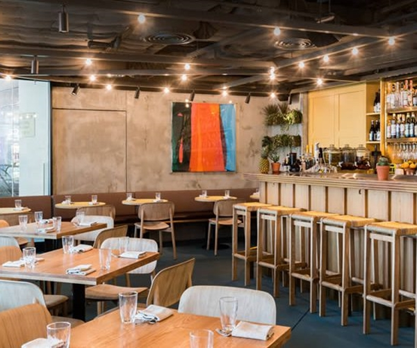 Setting the atmosphere with the right restaurant furniture